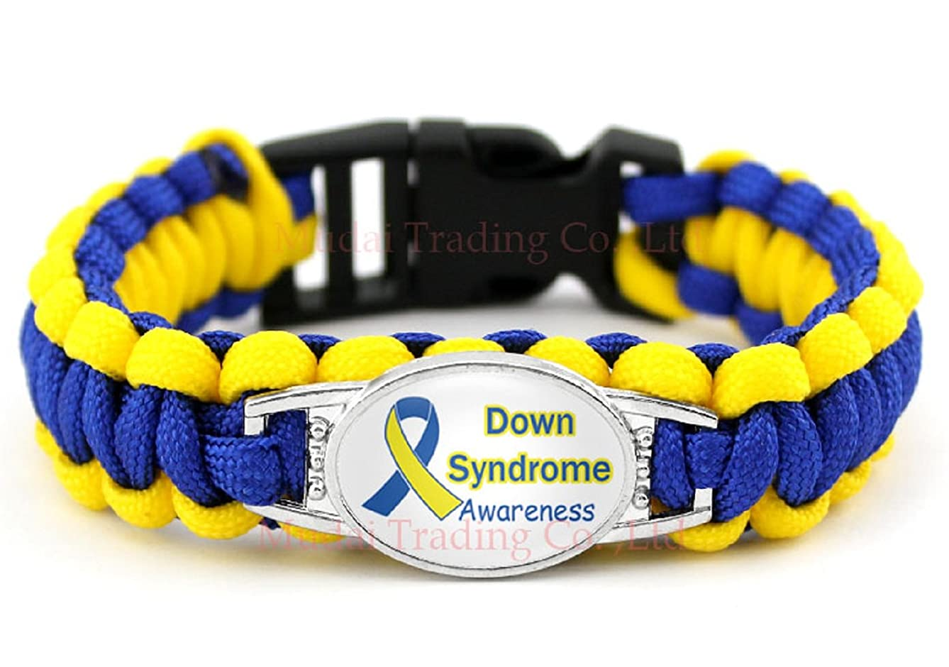 Down Syndrome Awareness para Cord Bracelet Wristband