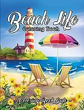 landscape coloring books