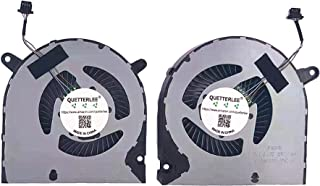 QUETTERLEE Replacement New Laptop CPU GPU Cooling Fan for DELL 2019 G3 3590 G3-3590 G3-3500 G5 15 5500 G5 SE 5505 G3 15 35...