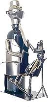 Bellaa 21527 Wine Holder Dentist Dental Clinic Wine Holder Bottle Rack