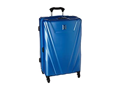 Travelpro 25 Maxlite(r) 5 Expandable Hardside Spinner (Azure Blue) Luggage