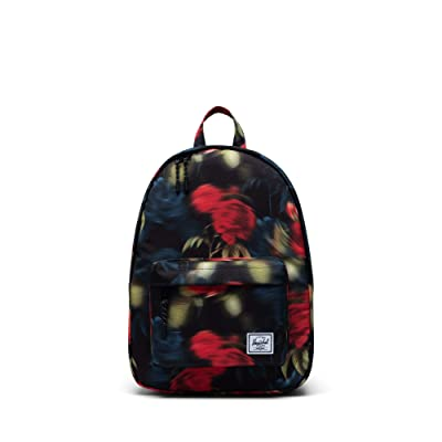 Herschel Supply Co. Classic Mid-Volume (Blurry Roses) Backpack Bags