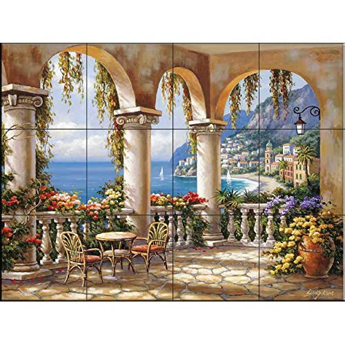 Tile Murals for The Kitchen: Amazon.com