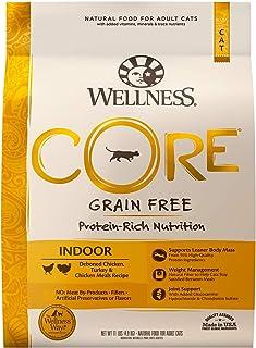 Wellness CORE Indoor Deboned Chicken, Turkey & Chicken Meals Dry Cat Food 11lb