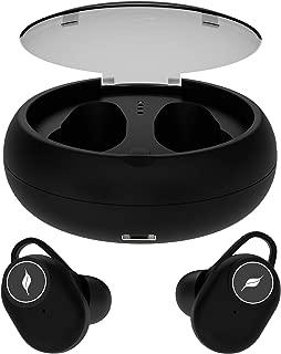 Leaf Pods True Wireless Bluetooth 5.0 Earphones (Carbon Black)