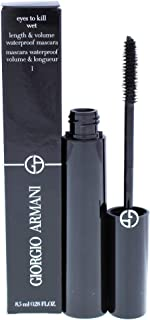Giorgio Armani Eyes To Kill Waterproof Mascara - 1 Black, 8.5 ml