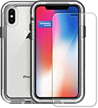 Encased Tempered Glass Screen Protector for Lifeproof Next Case - iPhone X (case not Included) Original MagGlass