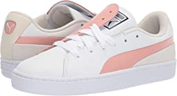 Peach Beige/Puma White