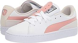 Peach Beige/Puma White