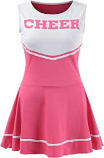 pink cheerleader outfit