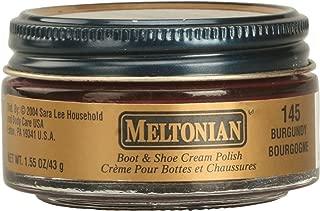 Meltonian Shoe Cream, 1.55 Oz, Burgundy