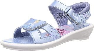 Bubblegummers Girl's Castle Princess Fashion Sandals