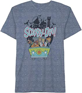 Seven Times Six Scooby-Doo Men's Haunted Ride Short Sleeve T-Shirt