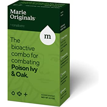 Marie's Original Poison Ivy Soap Bar   All Natural Poison Ivy Treatment   Anti-Itch Skin Cleanser Bar Wash for Poison Ivy, Poison Oak & Sumac   Removes Oils, Soothes & Relieves Rashes   2.9 ounces