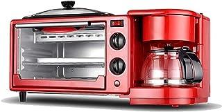 Machine de petit-déjeuner multifonctions multi-fonction WHMWPB à langer, cafetière de petit-déjeuner 3 en 1 rétro 3 en 1, ...