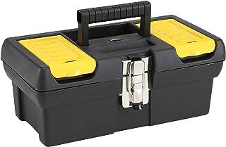 comprar comparacion STANLEY 1-92-064 Caja de herramientas millenium con cierres metálicos, 32cm