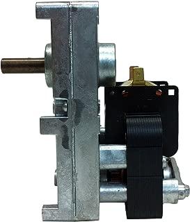 PEMS HM-RGM451 Pellet Stove Auger Gear Motor, 1 RPM, 0.51 Amps, 120 V