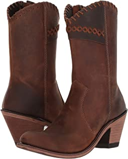 Crisscross Stitch Boot