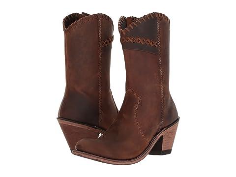 Crisscross Stitch Boot Old West Boots F20hcM051