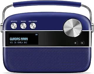 Saregama Carvaan Premium Punjabi Portable Digital Music Player (Royal Blue) - with Punjabi Songs