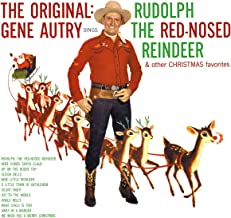 Rudolph The Red Nosed Reindeer Red