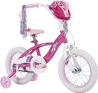 Huffy Glimmer - Bicicleta para niña, ensamblaje rápido