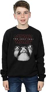 Star Wars niños The Last Jedi Porgs Camisa De Entrenamiento