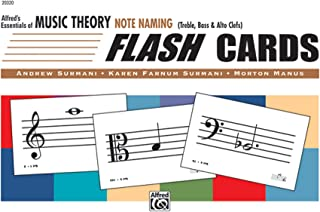 Flash Cards - Note Naming
