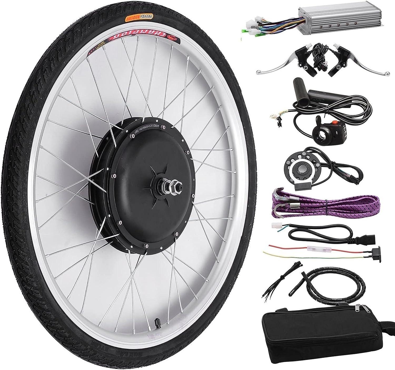 HSY SHOP Max 49% OFF 48V 1000W 29er Electric Bike price Conversion Wheel Rear Kit