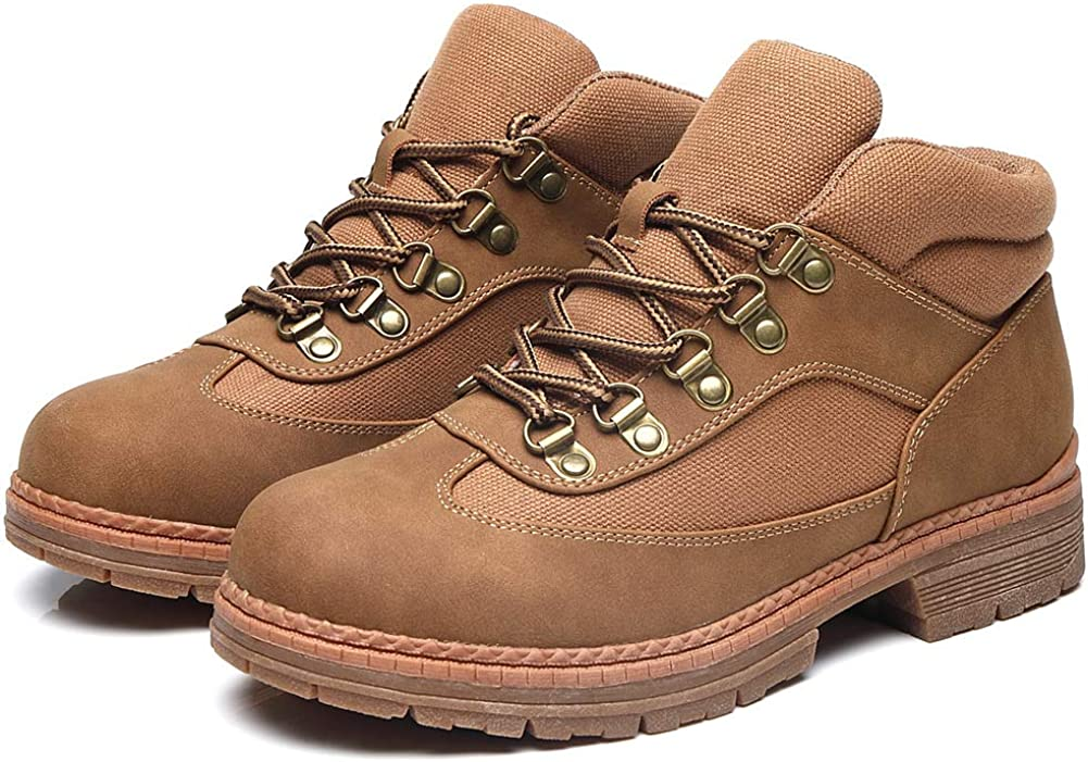 Cestfini Hiking Boots For Women Fashion Ankle - Max 66% OFF Combat Max 62% OFF