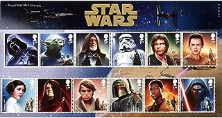 SW Star Wars UK Postage Stamp Presentation Pack