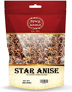 Spicy World Star Anise 3 Oz