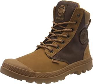 Palladium Pampa Sport Cuff Wpn, Bottine Mixte