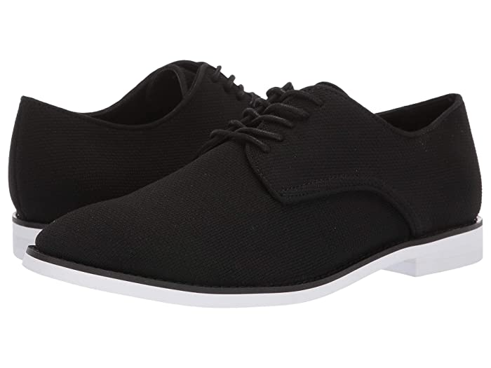 Atlee  Shoes (Black Knit) Men's Lace up casual Shoes
