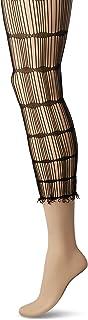 Music Legs Damen Strings Spandex Fußlose Strumpfhose