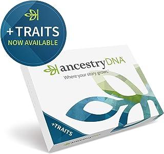 AncestryDNA: Genetic Ethnicity + Traits Test