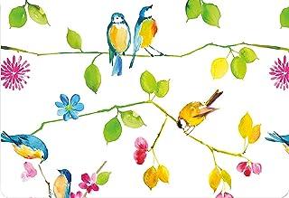 کارتهای یادداشت پرندگان آبرنگ (لوازم التحریر)