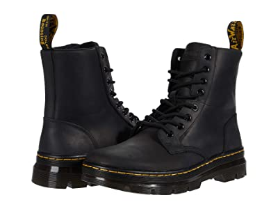 Dr. Martens Combs Leather Shoes