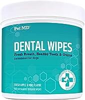 Dog Breath Freshener Dental Wipes