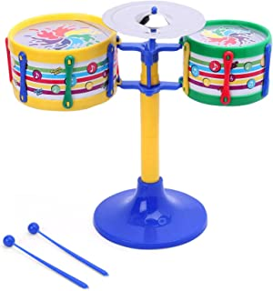 TOYZTREND Premium Quality Little Rockstar Drum Set FRO Kids