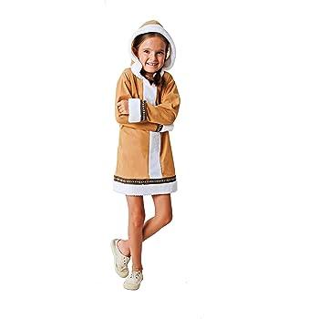 Costumizate! Disfraz de Esquimal Talla 10-12 Especial para niños ...