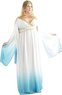 Charades Women's Plus Size Greek Goddess