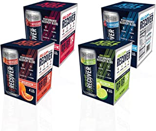 Kill Cliff Variety Pack #2 Recovery & Hydration Drink 16-12 oz Cans
