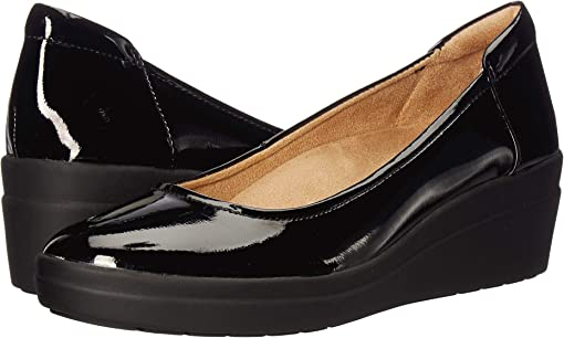 Black Patent Synthetic
