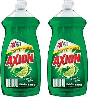 Pack Axion Limon Lavatrastes , 900ml 2pzs