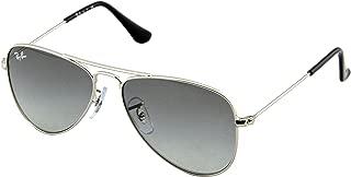 Jr. Kids Aviator Kids Sunglasses (RJ9506) Silver...