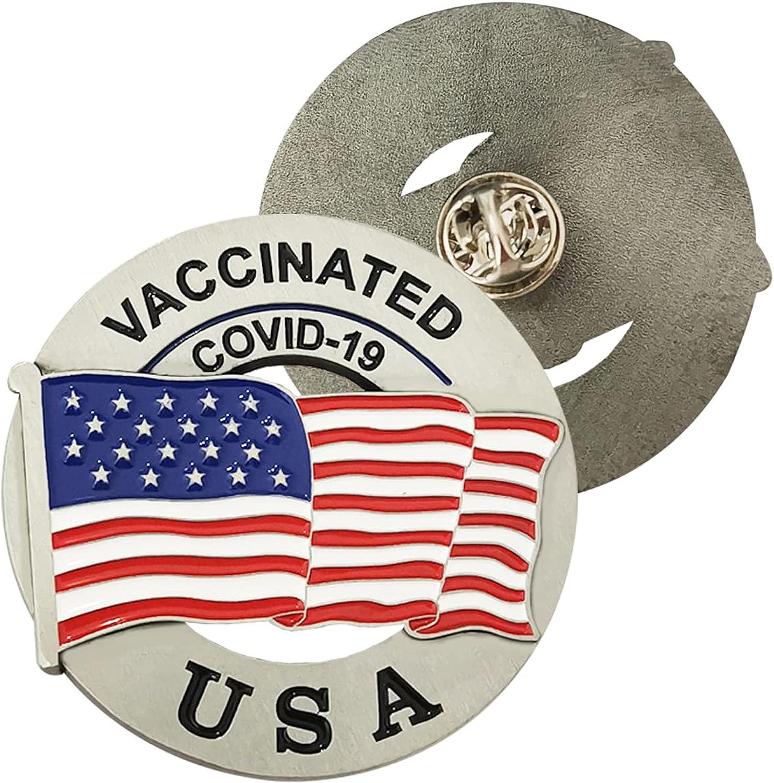 Vaccinated Pins 1.75