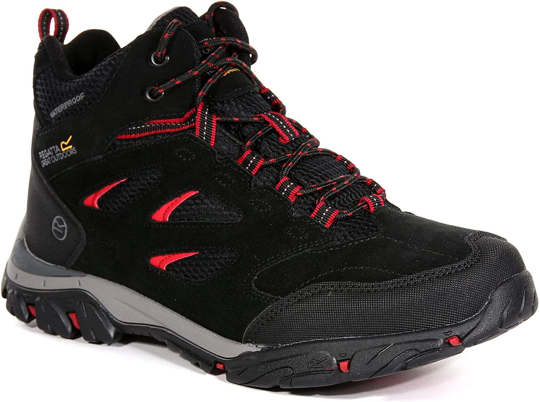 Regatta Mens Holcombe IEP High Rise Hiking Boots