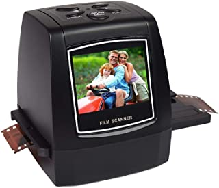 Elikliv 35mm LCD Film Scan Photo Scanner Negative Film Slide Viewer Monochrome to JPEG