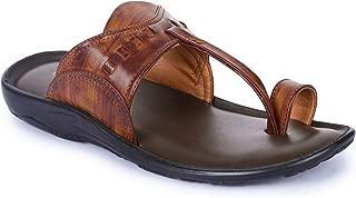 Liberty Coolers A17-04-Tan Mens Casual Thong